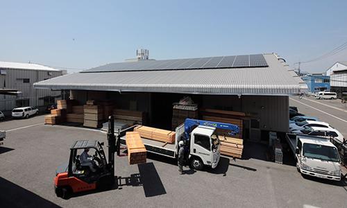 濱本木材採用サイト
